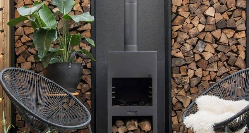 Best Outdoor Wood Burner Ideas Pinterest
