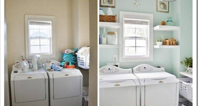 Best Paint Color Small Laundry Room Gongetech