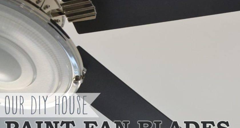Best Painted Fan Blades Ideas Pinterest Ceiling