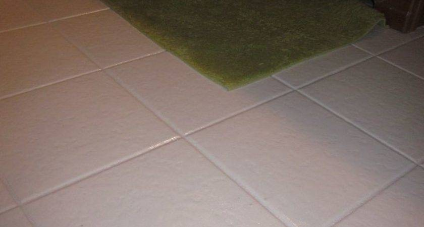 Best Painting Tile Floors Ideas Pinterest