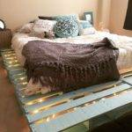 Best Pallet Bed Frames Ideas Pinterest
