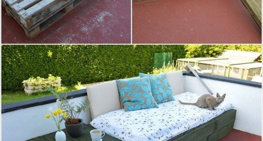 Best Pallet Daybed Ideas Pinterest Bed Couch