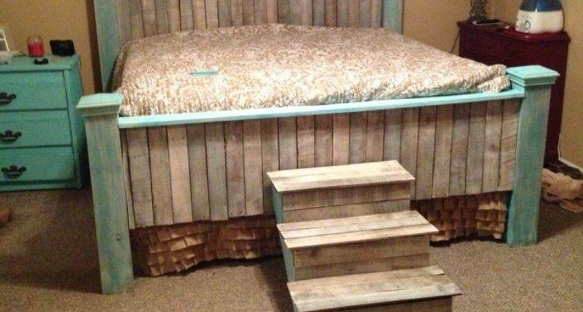 Best Pallet Headboards Ideas Pinterest Pallett