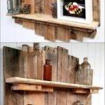 Best Pallet Shelves Ideas Pinterest