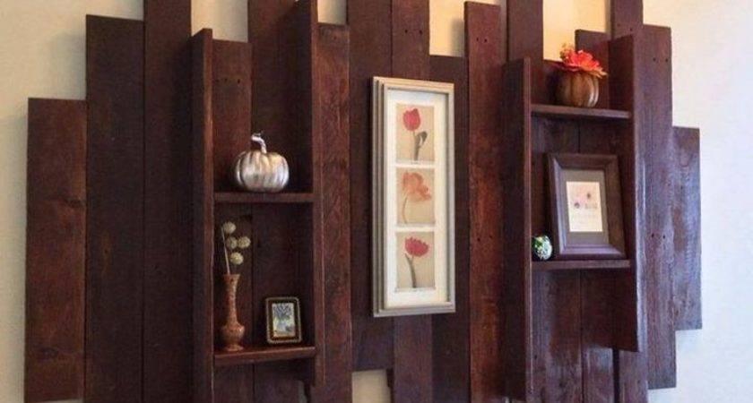 Best Pallet Wall Decor Ideas Pinterest Diy