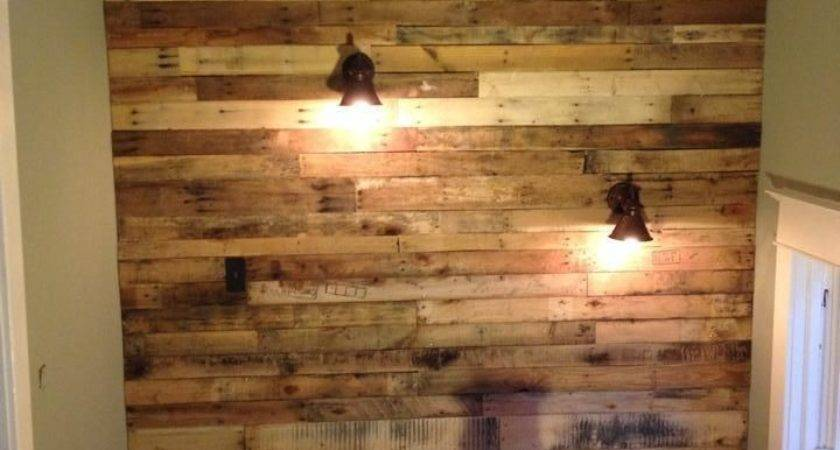 Best Pallet Wall Ideas Pinterest