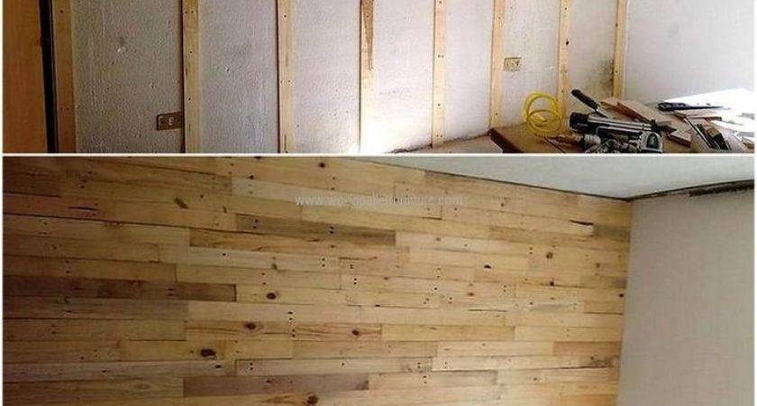 Best Pallet Walls Ideas Pinterest Accent
