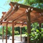 Best Patio Overhang Pinterest Backyard