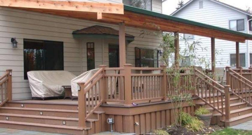 Best Patio Roof Designs Pinterest