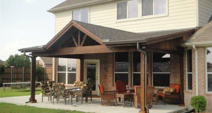 Best Patio Roof Ideas Pinterest Backyard