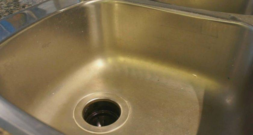 Best Photograph Water Coming Back Kitchen Sink