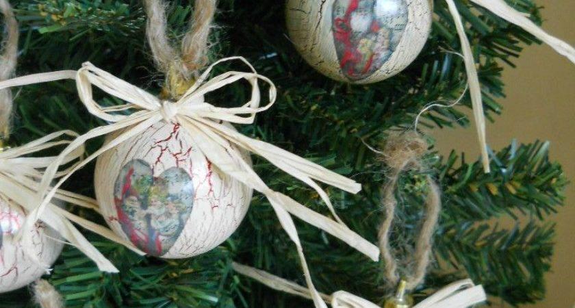 Best Photos Primitive Christmas Ornaments