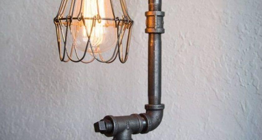 Best Pipe Lamp Ideas Pinterest Lighting