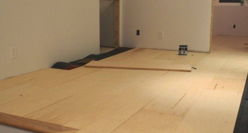 Best Plywood Floors Ideas Pinterest Painted