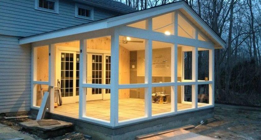 Best Porch Addition Ideas Pinterest Front