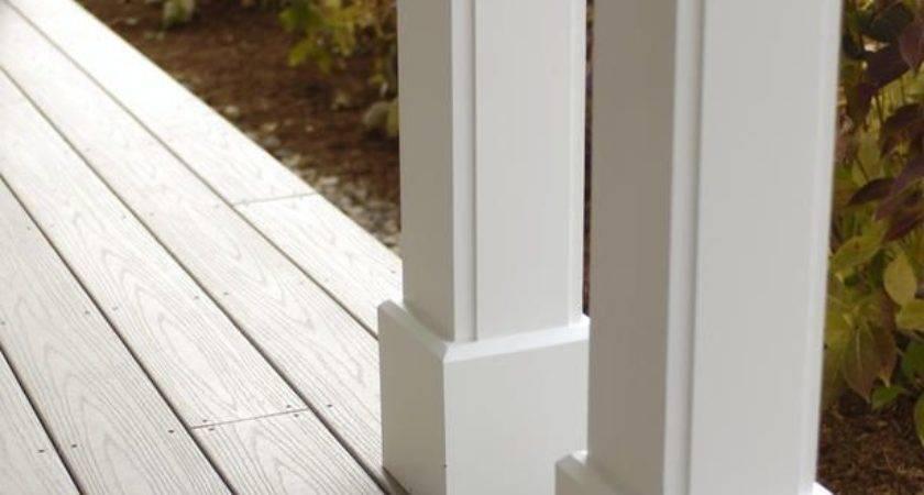 Best Porch Columns Pinterest Banisters