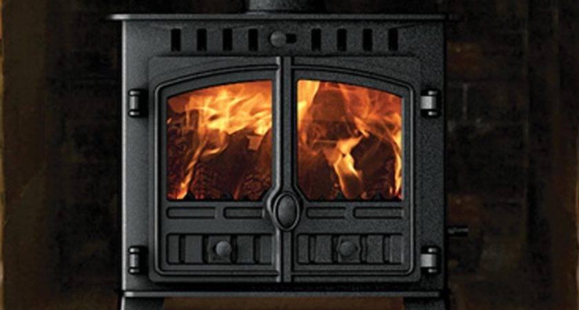 Best Prices Hunter Herald Slimline Multi Fuel Wood