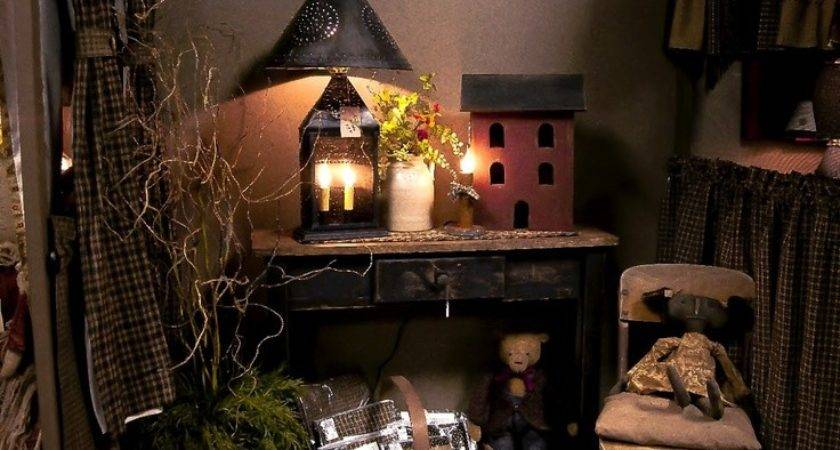 Best Primitive Candles Pinterest