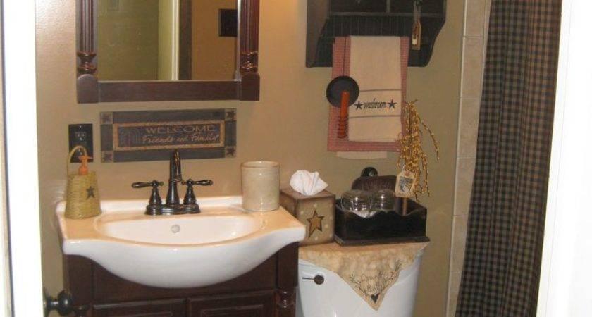 Best Primitive Colonial Bathrooms Pinterest