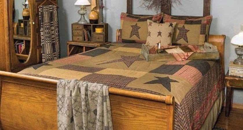Best Primitive Country Bedrooms Ideas Pinterest