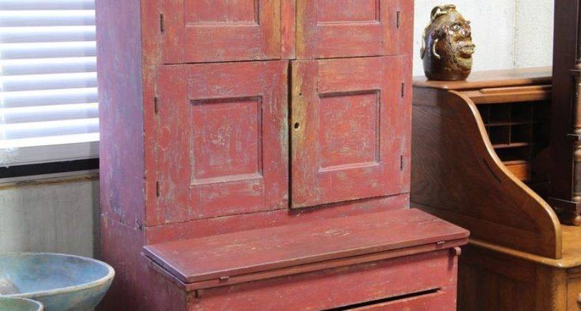 Best Primitive Desks Pinterest Prim Decor