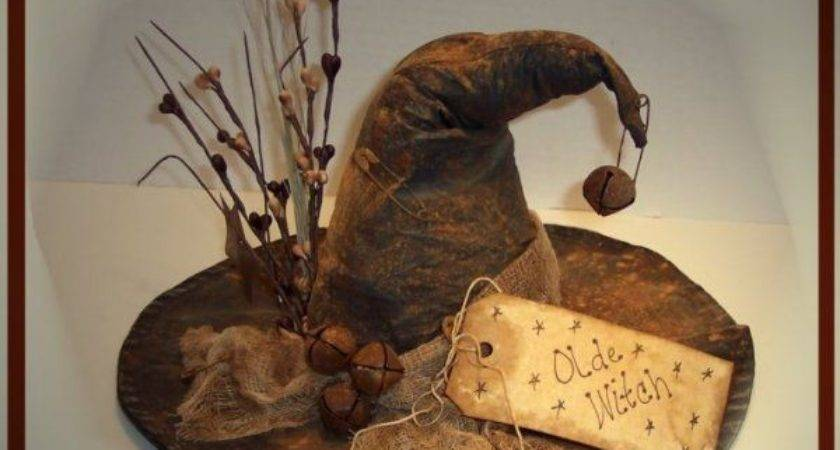 Best Primitive Halloween Crafts Ideas Pinterest