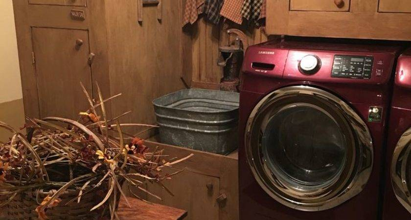 Best Primitive Laundry Rooms Ideas Pinterest