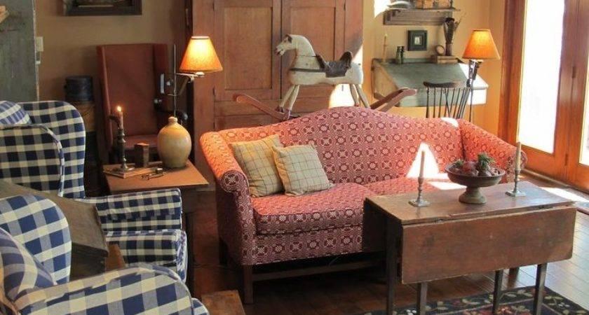 Best Primitive Living Room Ideas Pinterest Old