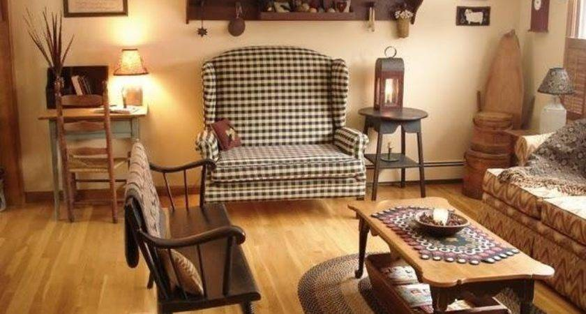 Best Primitive Living Room Ideas Pinterest