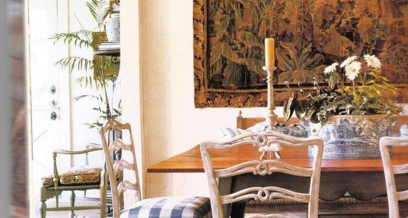Best Red French Country Cottage Decor