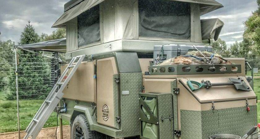 Best Roof Top Campers Ideas Pinterest Jeep Tent