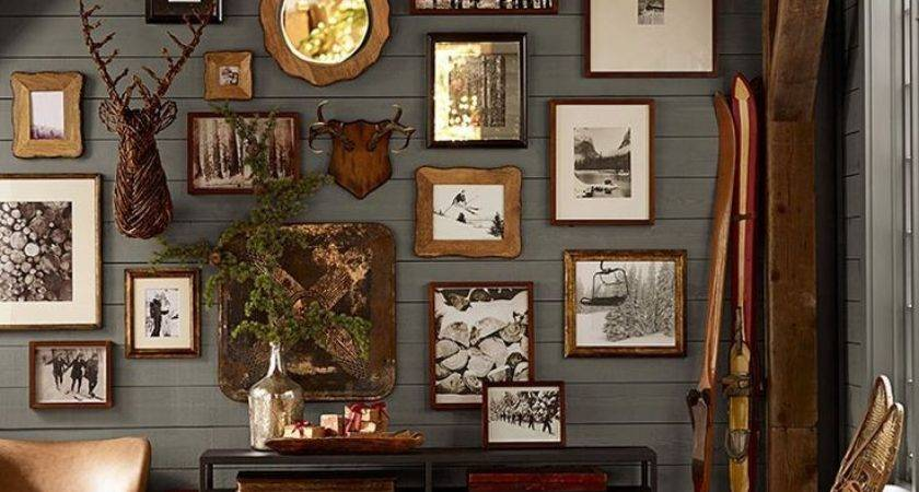 Best Rustic Cabin Decor Ideas Pinterest