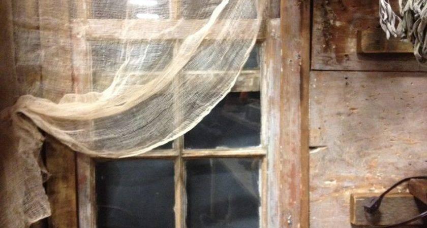 Best Rustic Window Treatments Ideas Pinterest