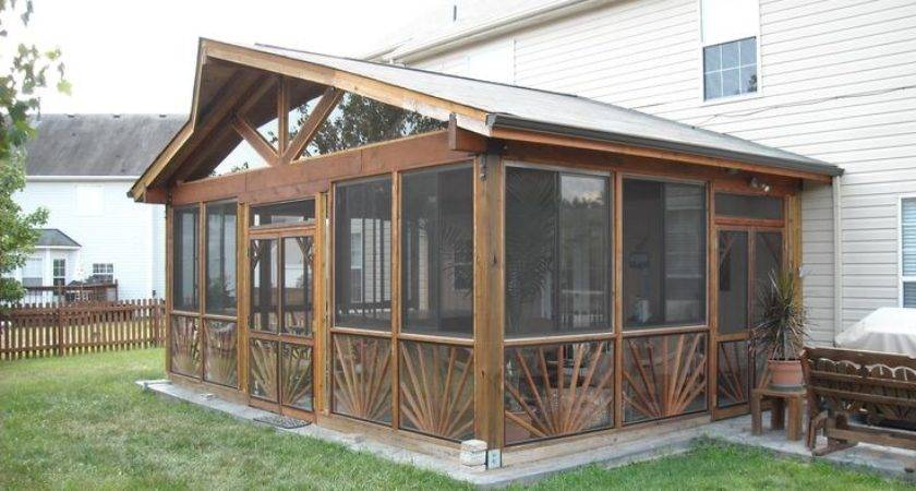 Best Screen Porch Kits Ideas Pinterest Slide