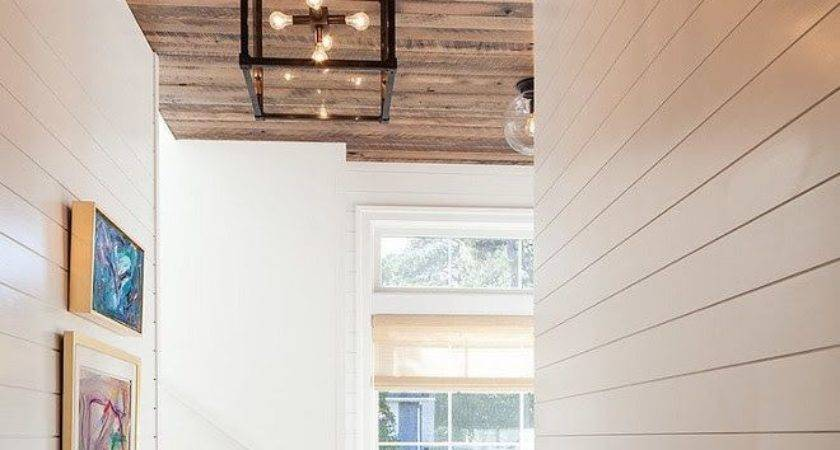 Best Shiplap Wood Ideas Pinterest Exposed Beams