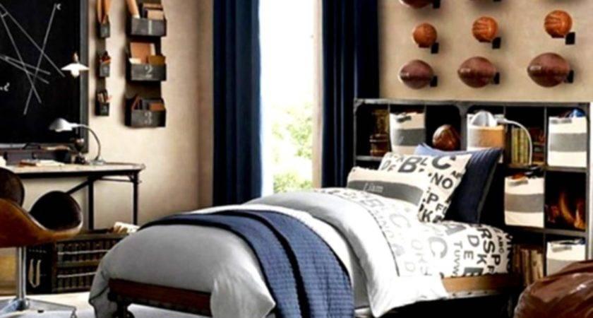 Best Simple Teen Boy Bedroom Ideas