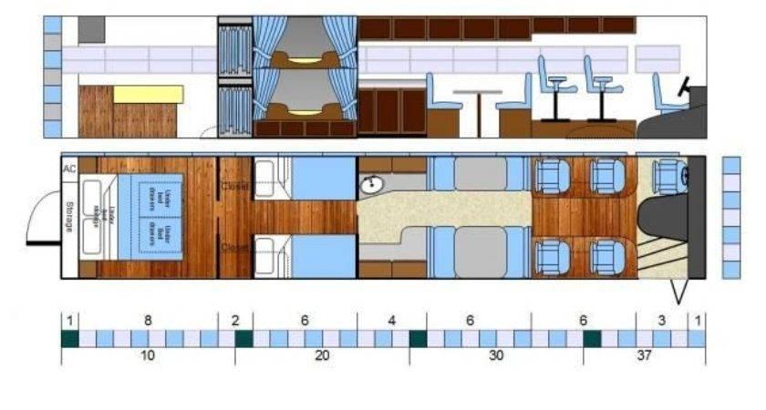 Best Skoolie Sample Floor Plans School Bus