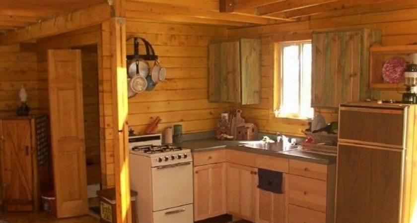 Best Small Cabin Kitchens Ideas Pinterest