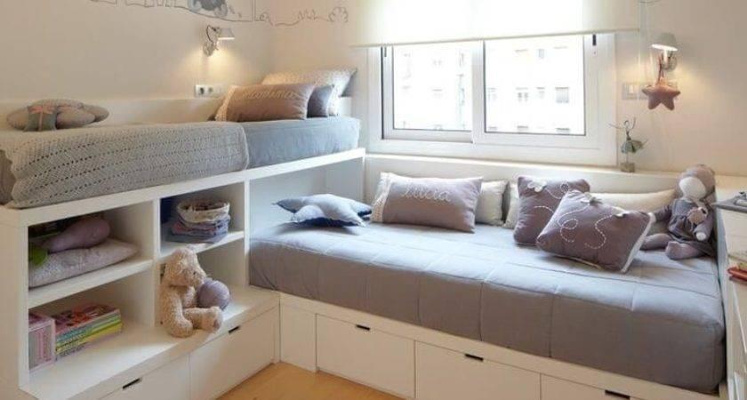 Best Small Kids Rooms Ideas Pinterest