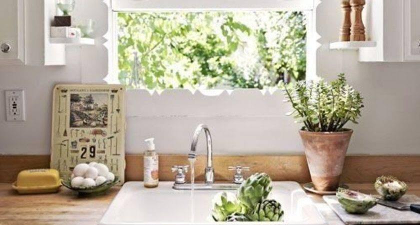 Best Small Kitchen Windows Pinterest