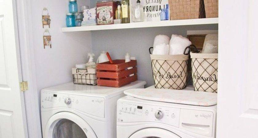 Best Small Laundry Room Makeover Ideas Interior