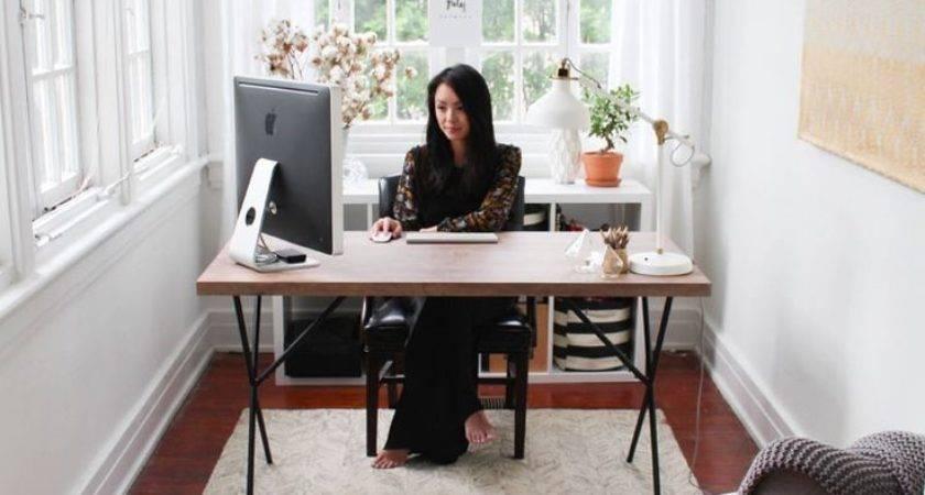 Best Small Office Desk Ideas Pinterest