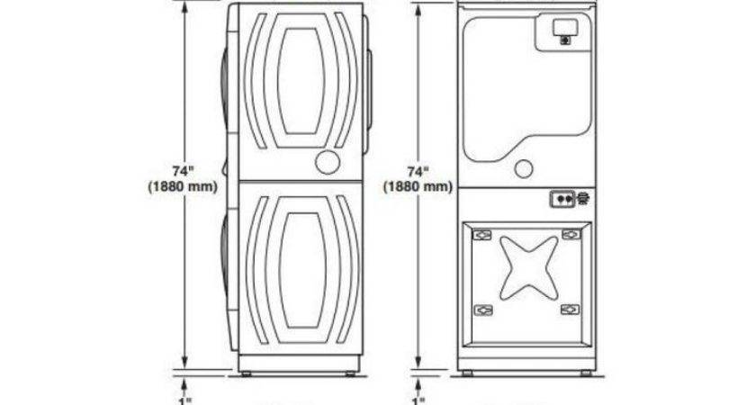 Best Stackable Washer Dryer Ideas