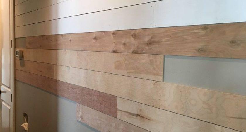 Best Stained Shiplap Ideas Pinterest Wood Walls