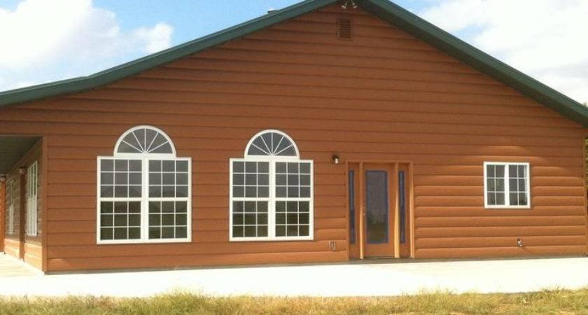 Best Steel Log Siding Inside Cabin