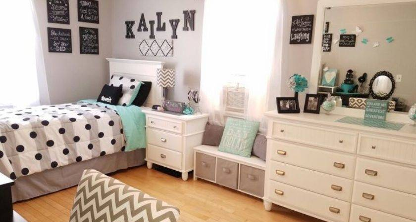 Best Teen Bedroom Organization Ideas Pinterest