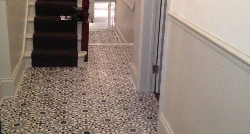 Best Tiled Hallway Ideas Pinterest Hall Tiles