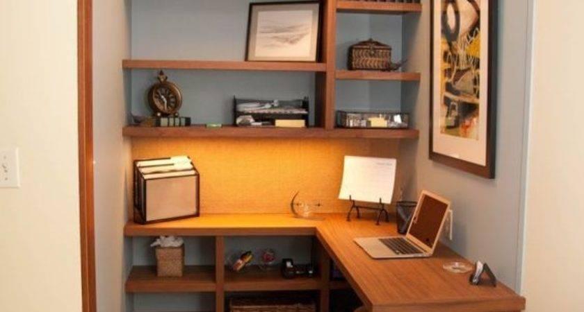 Best Tiny Office Ideas Pinterest Home