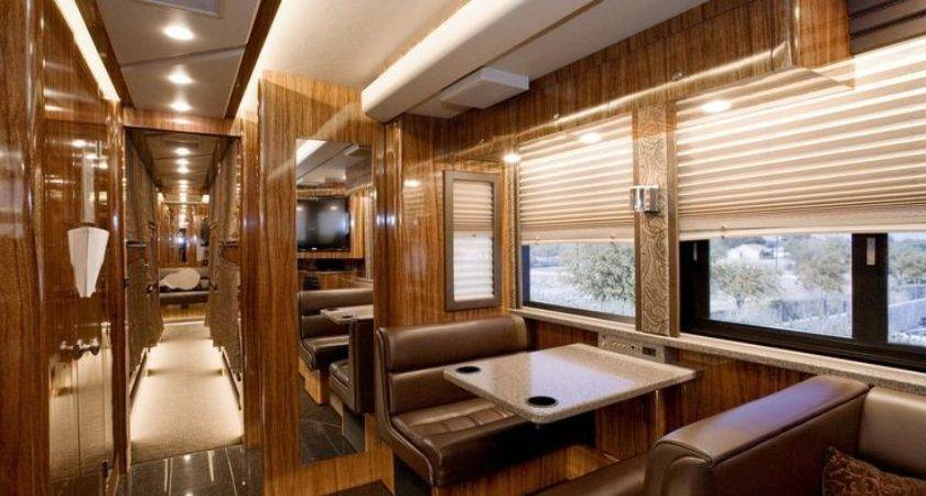 Best Tour Bus Interior Ideas Pinterest Luxury