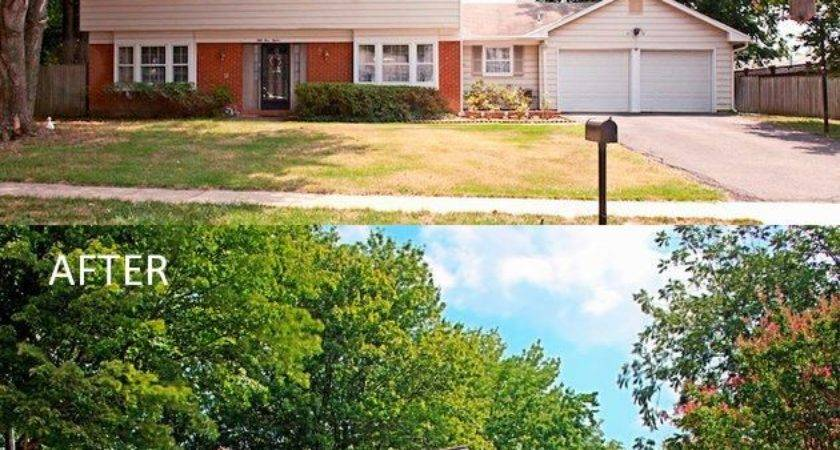 Best Ugly House Makeovers Pinterest